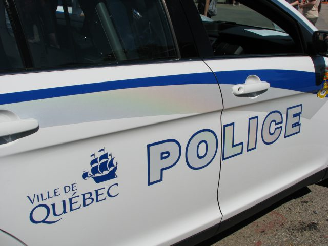 Poursuite spectaculaire à Lévis: 3 arrestations