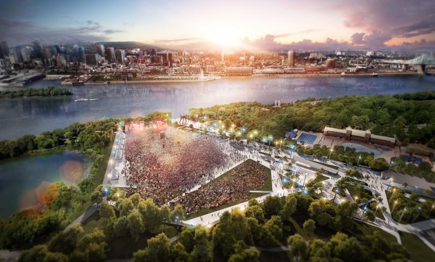Une consultation pour un nouveau plan d'aménagement du parc Jean-Drapeau
