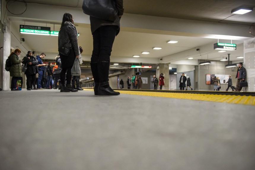 Éviter le pire dans le métro