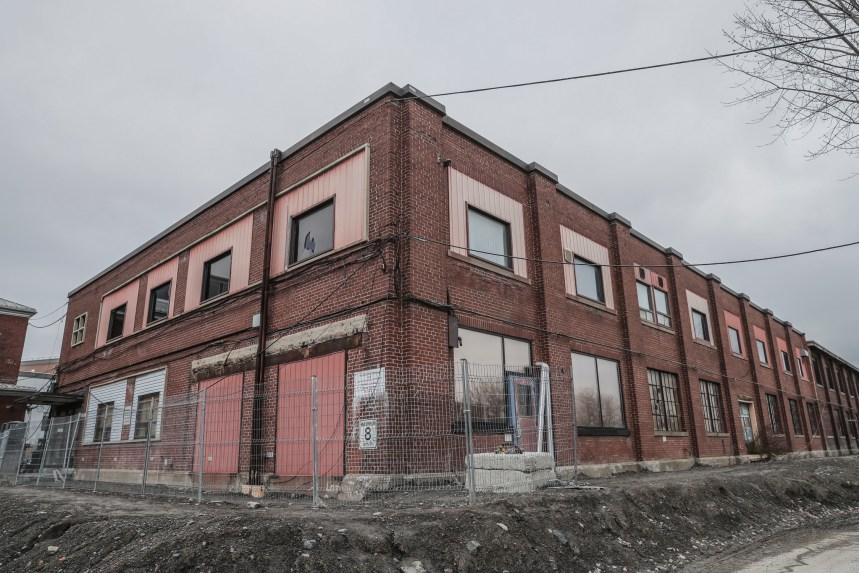 Le bâtiment 7 reprendra vie en 2018