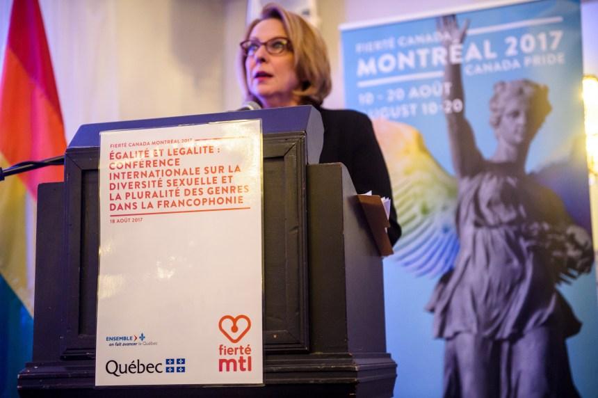 Montréal accueillera une conférence internationale sur les droits LGBTQ