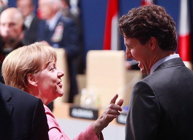 Accord avec l'UE: près de la ratification à Ottawa