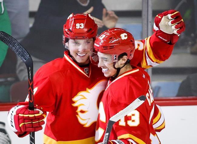 Les Flames ont repris la bonne voie