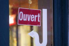 Réouverture des commerces à Montréal, entre soulagement et inquiétudes
