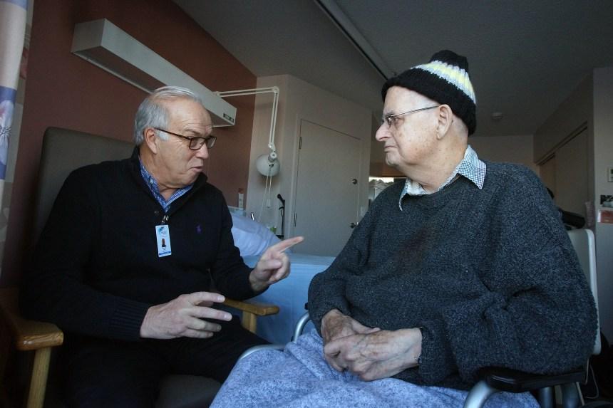 À la recherche de bénévoles pour soins de fin de vie