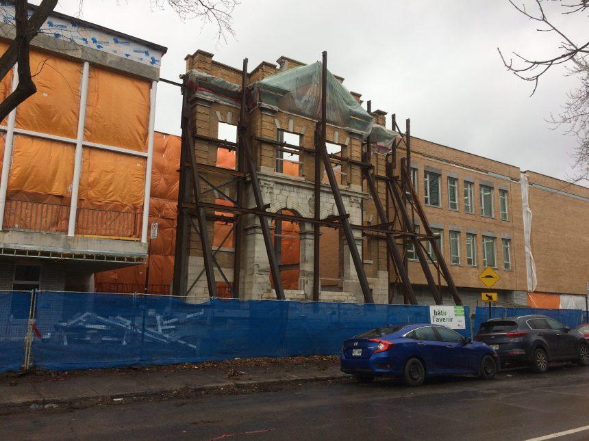 La réouverture de l'école Baril pourrait être reportée de nouveau