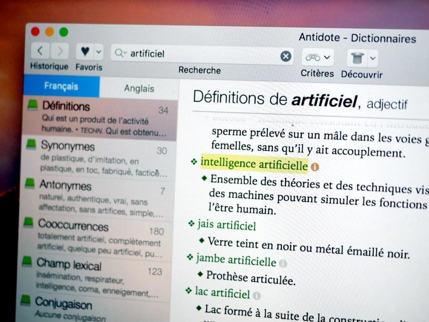 L'avenir d'Antidote passe (encore) par l'intelligence artificielle