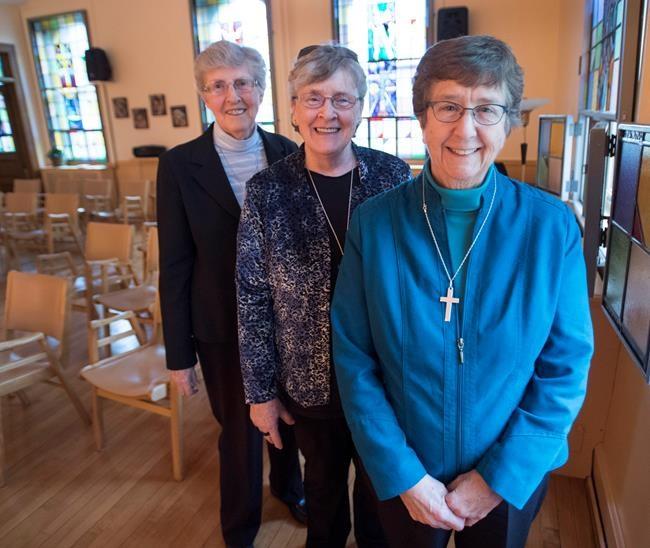 Des soeurs plus branchées et plus militantes