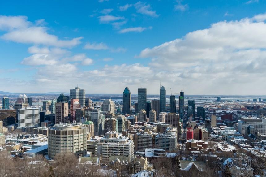 Montréal pire ville canadienne pour la santé des citoyens, dit une étude