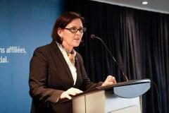 Fédération des médecins spécialistes: Diane Francoeur reste à la présidence