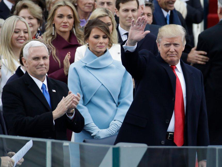 Donald Trump est officiellement président des États-Unis