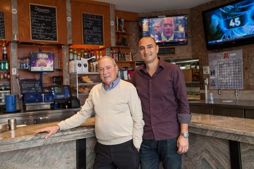 45 ans de plaisir italien au Café Milano