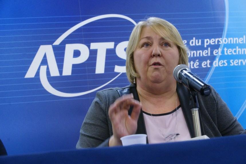 Carolle Dubé quittera son poste à l'APTS: regard sur un réseau ébranlé