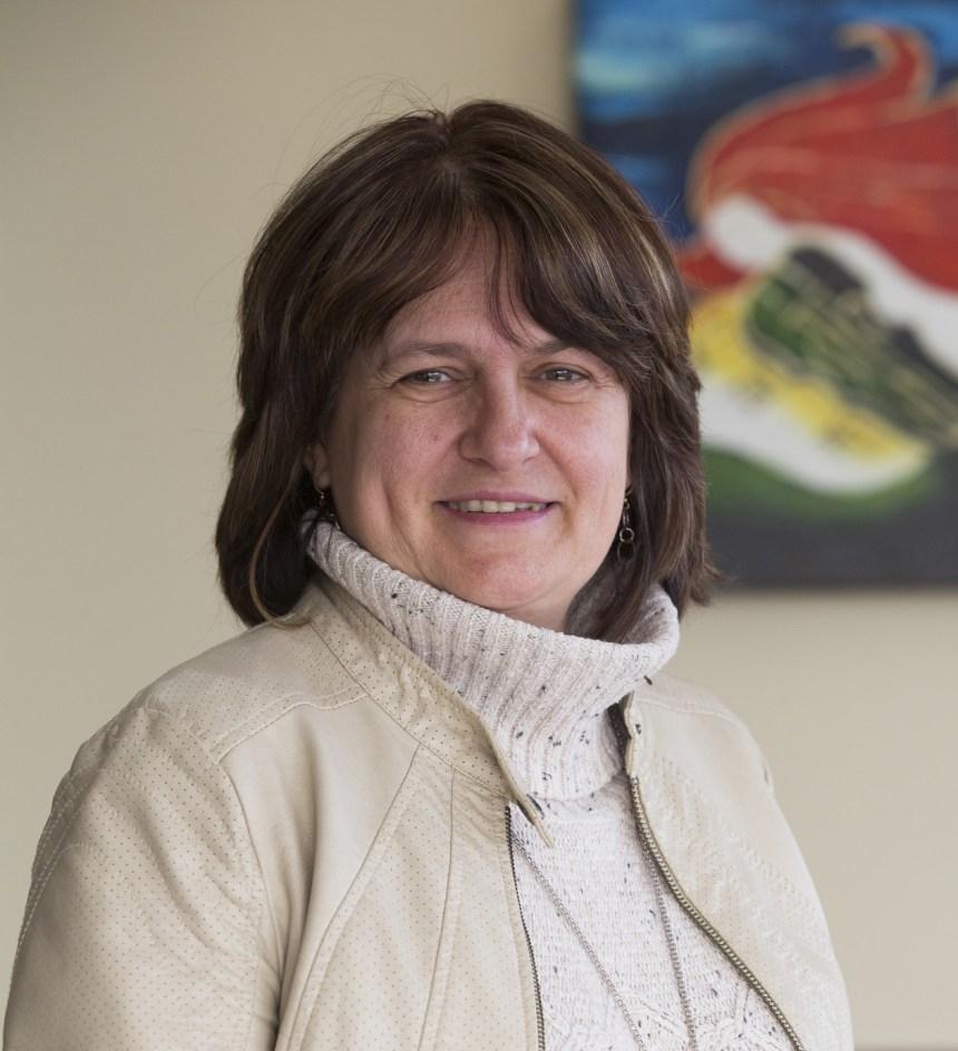 Christianne Cyrenne, directrice des travaux publics