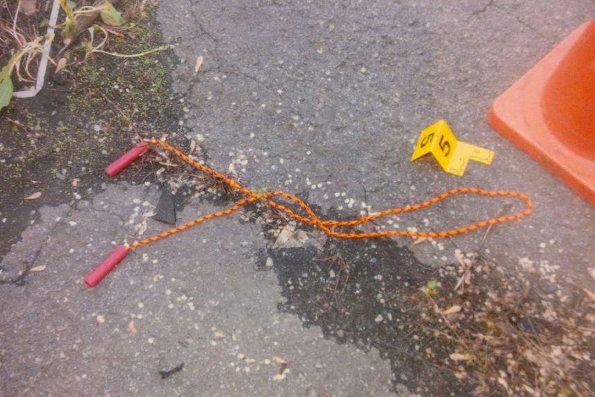 L'étrangleur à la corde à danser coupable