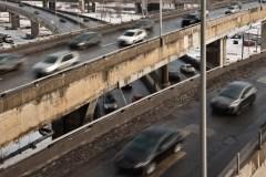 Turcot: fermeture d'une voie de l'A-15 nord pendant dix jours