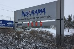 Fausse alerte à Indorama Montréal