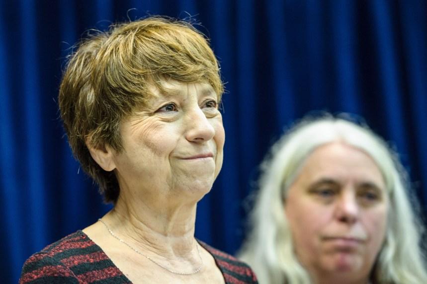 Françoise David quitte la politique «sereine»