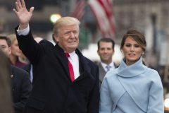 Les internautes pensent que Melania Trump est malheureuse