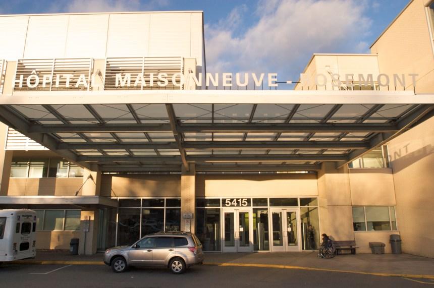 Nouveau pavillon de dialyse à Maisonneuve-Rosemont