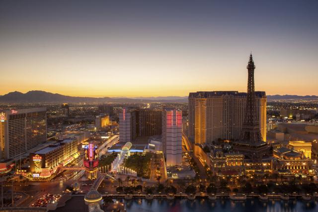 Las Vegas élue meilleure destination gaie au monde