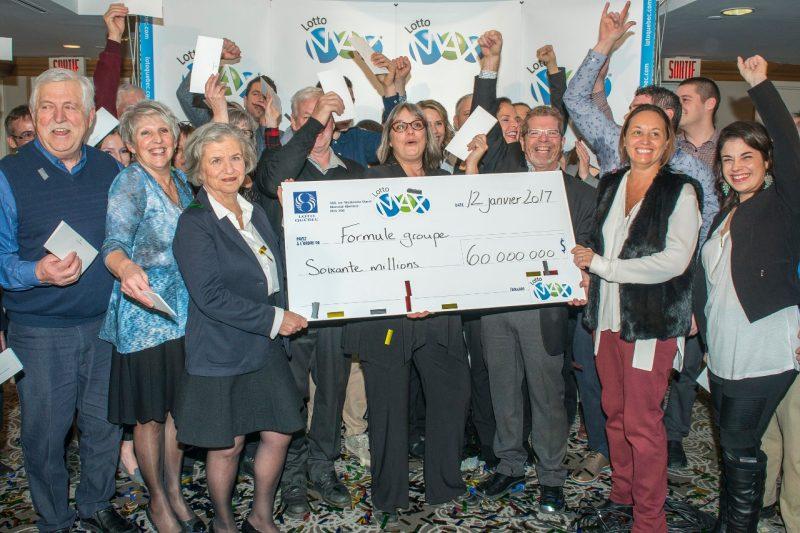 Lotto Max: le gros lot de 65 M$ tiré mardi a été gagné au Québec