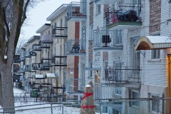 Montréal doit mieux protéger son parc locatif, soutient l'IRIS