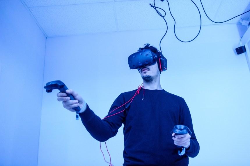 Un centre de réalité virtuelle voit le jour à Montréal