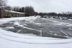 L'anneau réfrigéré sur la glace jusqu'en 2020