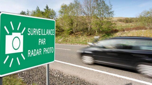 Un nouveau radar photo mobile sera installé sur l'autoroute 440