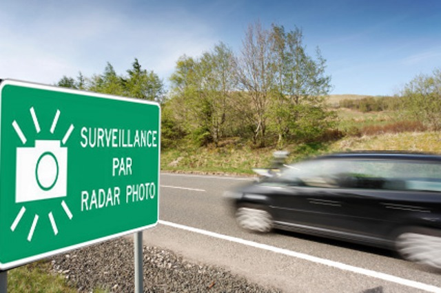 Reprise de service pour le radar photo du pont Mercier