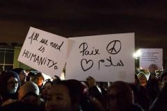 Troisième anniversaire de l'attentat à la mosquée: la loi 21 pointée du doigt