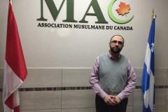 Sécurité renforcée autour de la mosquée de Cartierville