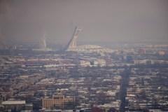 La qualité de l'air a été meilleure l'hiver dernier à Montréal