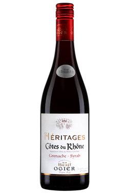Un vin rouge à prix doux: Ogier Héritages