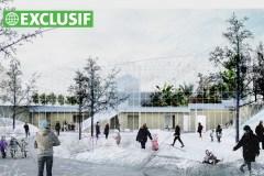 Futur Insectarium: L'architecture invisible