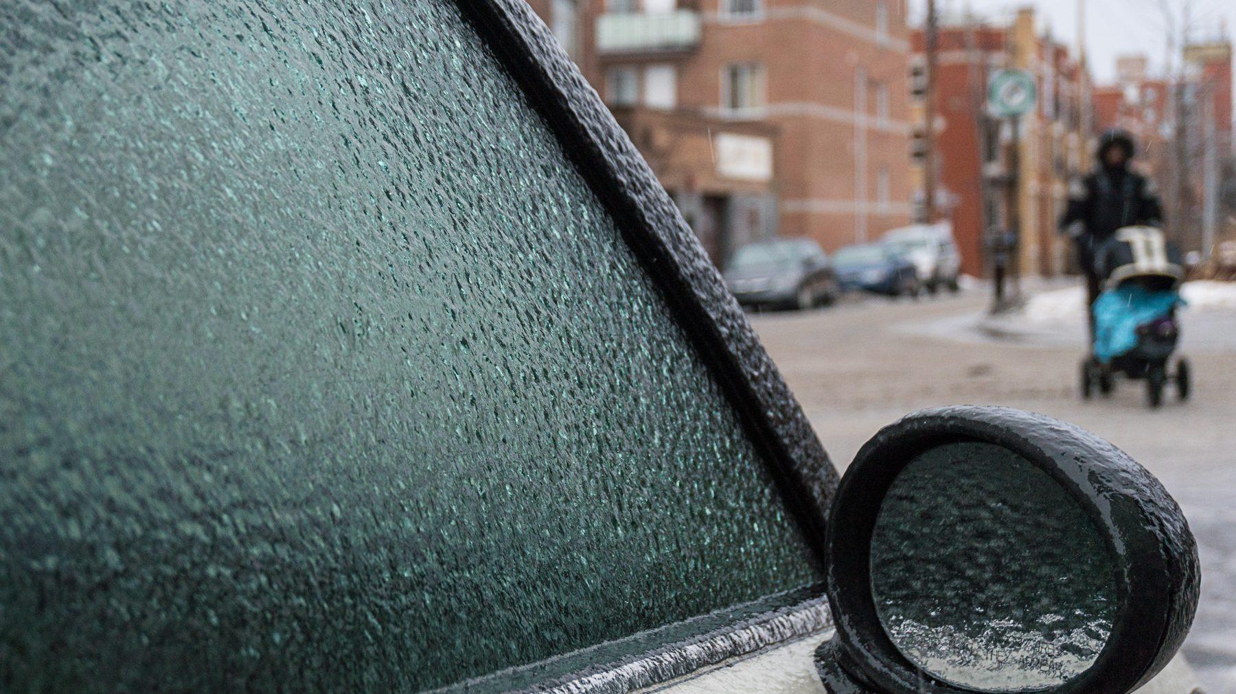 Pluie verglaçante: conditions difficiles mardi à Montréal, Longueuil et Laval - Métro Montréal