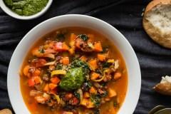 La meilleure soupe aux légumes de l'hiver!