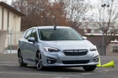 Subaru Impreza 2017: plus solide, plus dynamique, plus raffinée