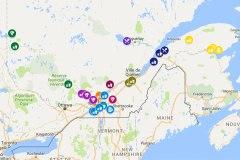 Les meilleurs arrêts bouffe à faire lors d'une escapade routière au Québec