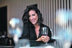 La chef Kimberly Lallouz à la tête du Restaurant du MAC
