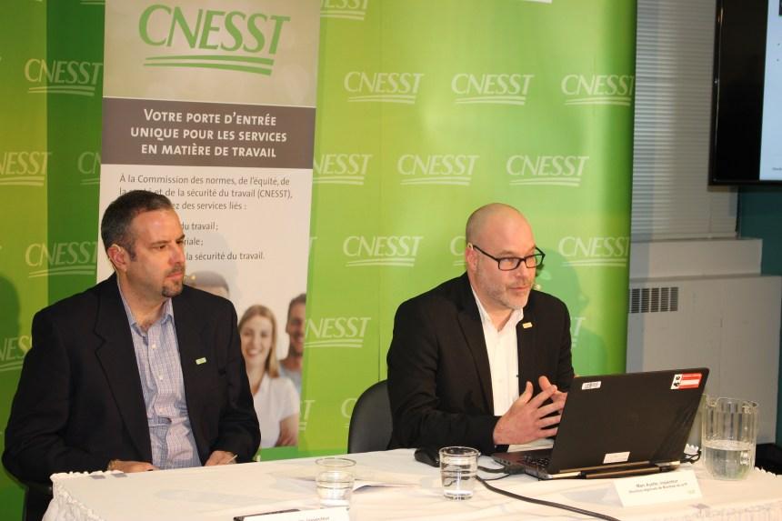 Rapport du Commissaire au développement durable: la CNESST égratignée