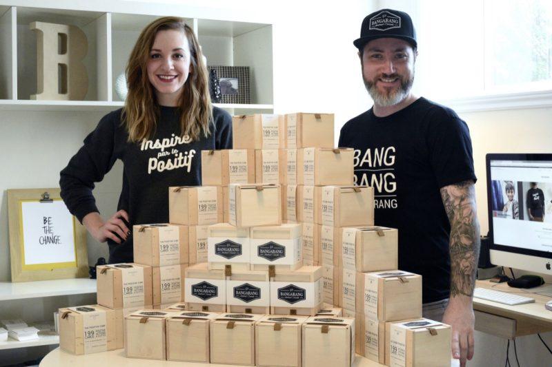 Un produit québécois séduit Hollywood