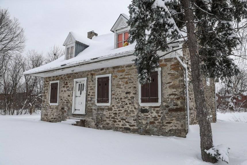 La maison Robert-Bélanger restaurée