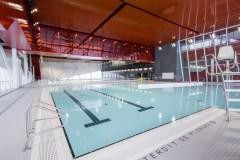 Complexe sportif de Saint-Laurent: Une autre perle montréalaise