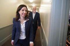 Martine Ouellet devra choisir, selon plusieurs