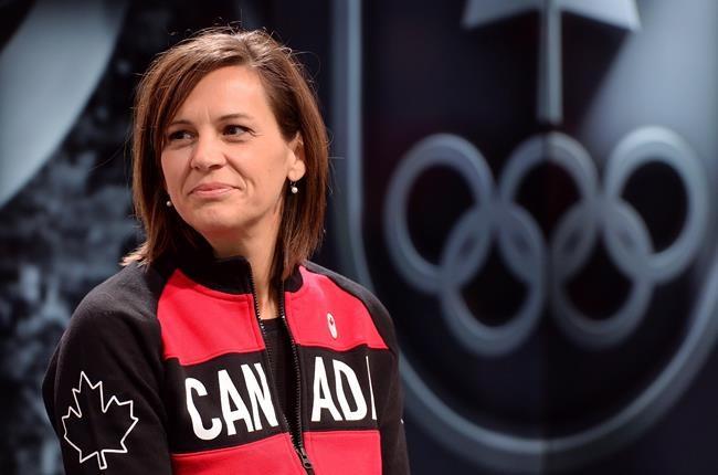 La CAQ recrute l'olympienne Isabelle Charest