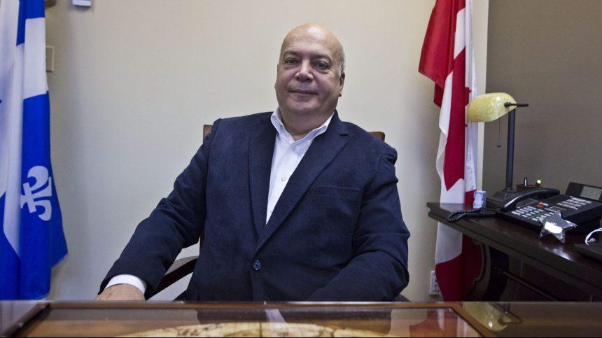 Robert Poëti renonce à la mairie de Montréal