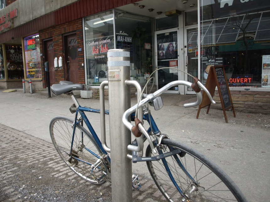 700 nouveaux supports à vélo installés cet été