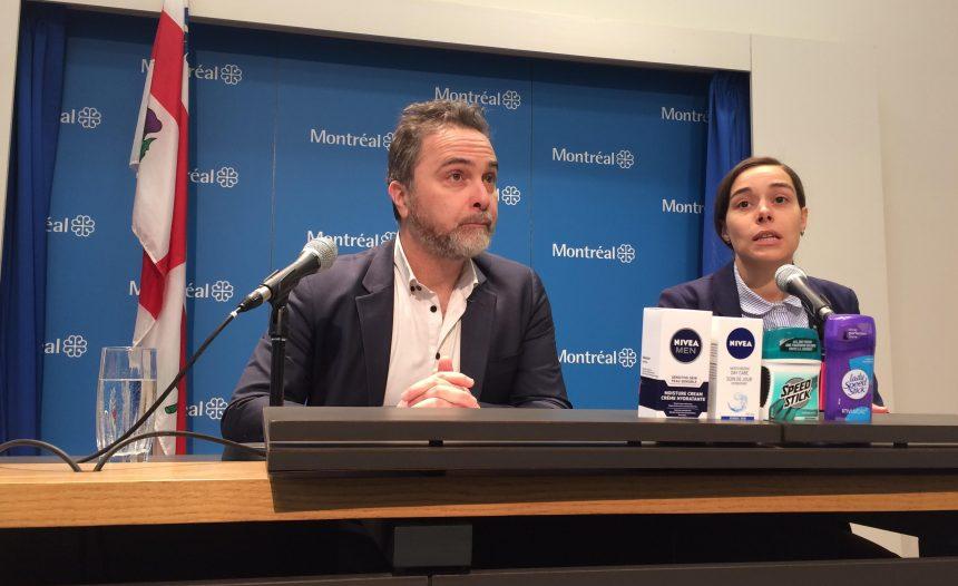 Projet Montréal réclame l'abolition de la «taxe rose»